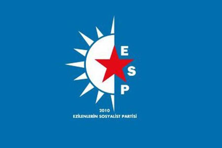 ESP eski MYK üyesi Arslan tahliye edildi