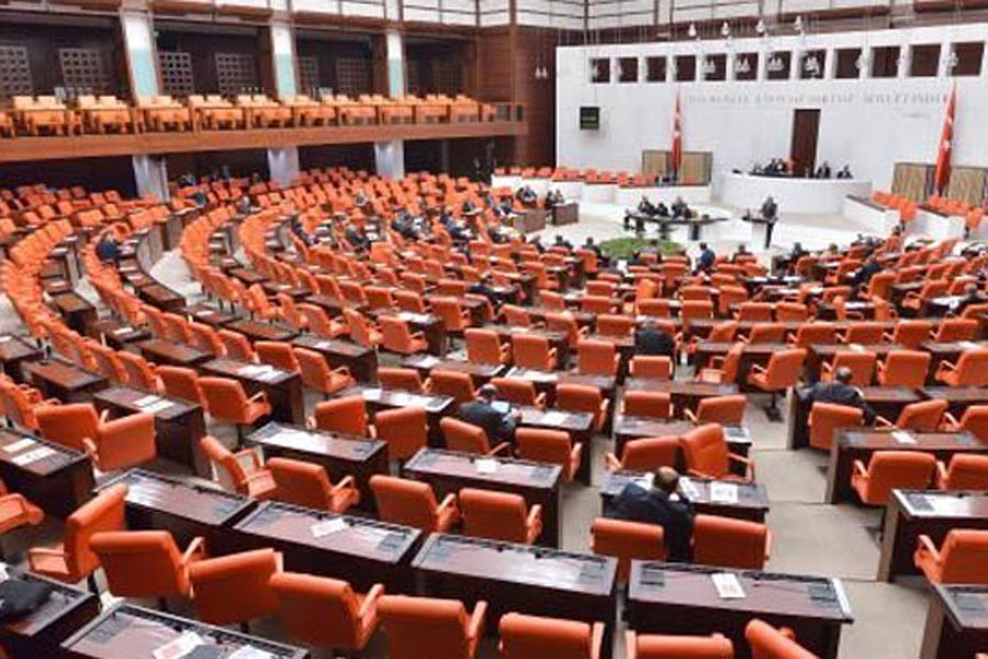 Komisyonda 'Yenikapı ruhu - nane ruhu- tuz ruhu' tartışması