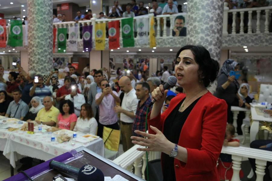 HDP: Figen Yüksekdağ'a hapis cezasının onanması hukuksuz