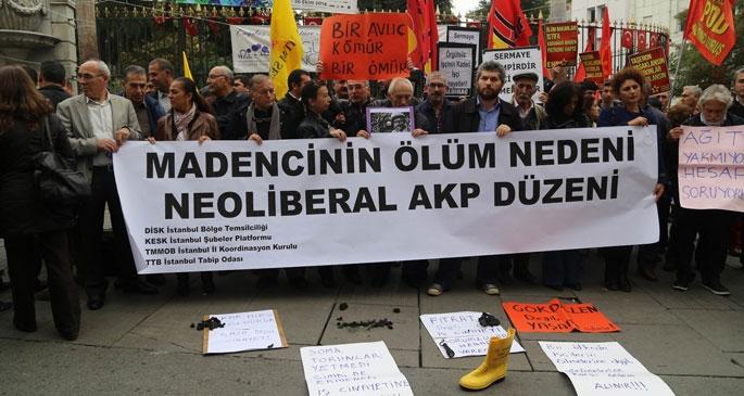 'Türkiye cinayet mahalline çevrildi'