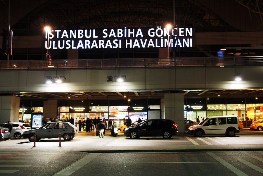 6 havacı general Sabiha Gökçen'de gözaltına alındı