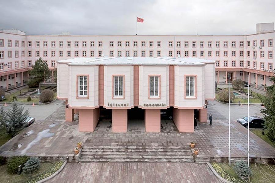 İçişleri Bakanlığında 'FETÖ' operasyonu