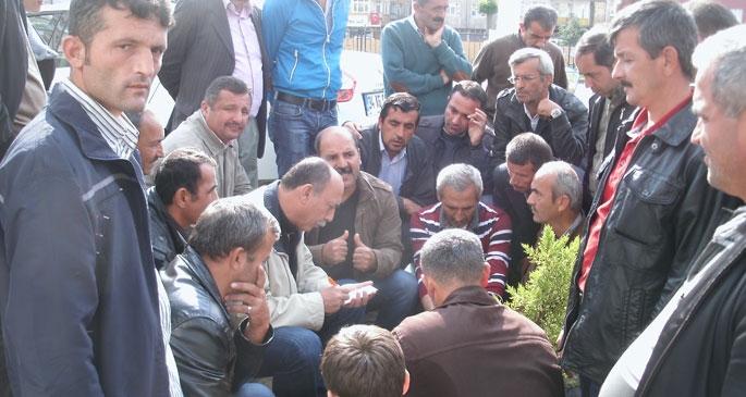 ORBEL işçilerine milletvekili ziyareti