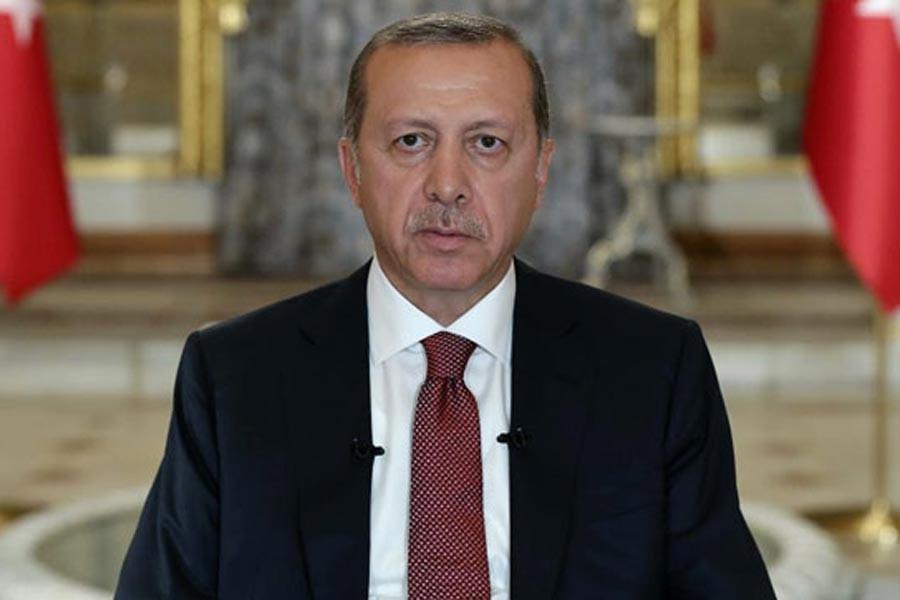 ERDOĞAN 'SİSTEM DEĞİŞİKLİĞİ' ÖNERDİ