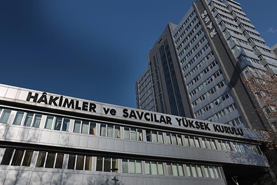Eski HSYK üyeleri için ev hapsi kararı verildi