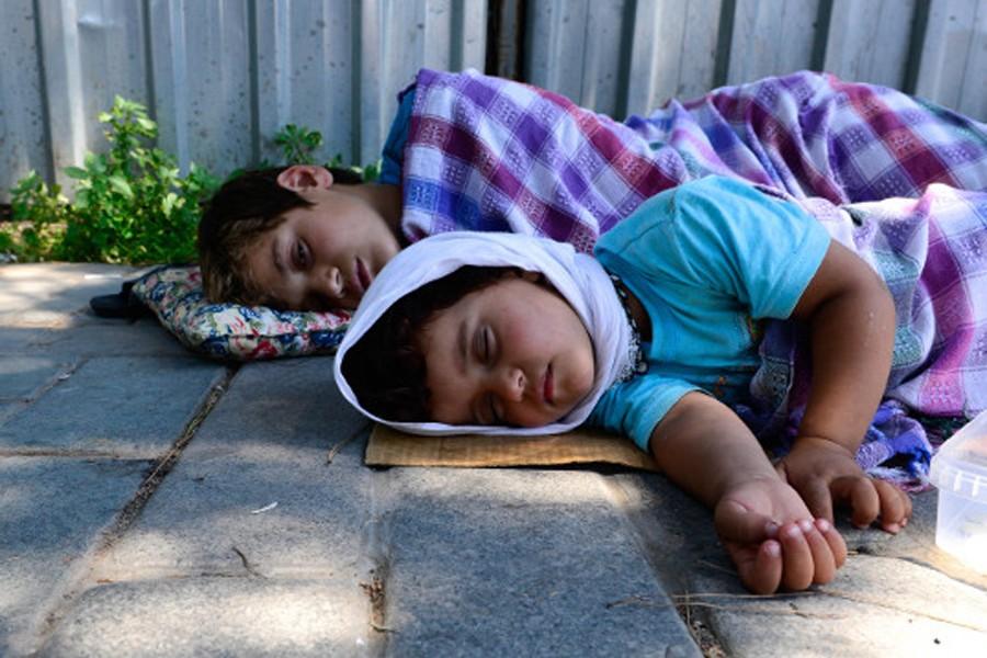 BM: 1 yılda 8 bini aşkın çocuk öldü ya da yaralandı