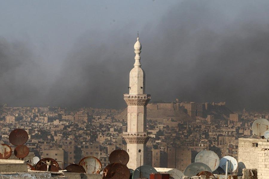 Halep'te 'insani mola' 24 saat uzatıldı