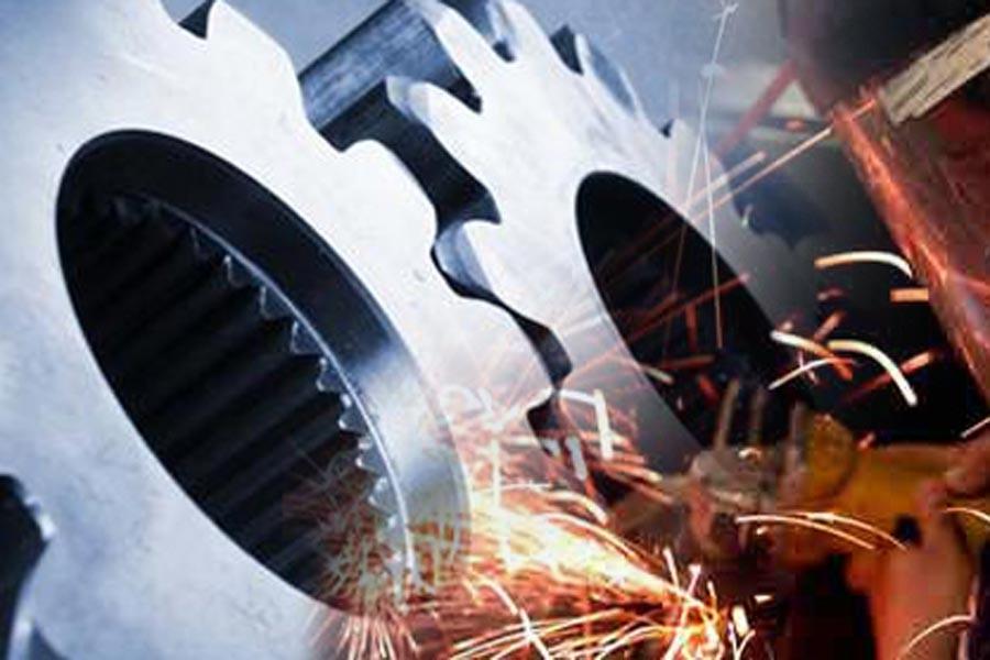 Sanayi üretimi Ocak'ta aylık yüzde 0.8 düştü