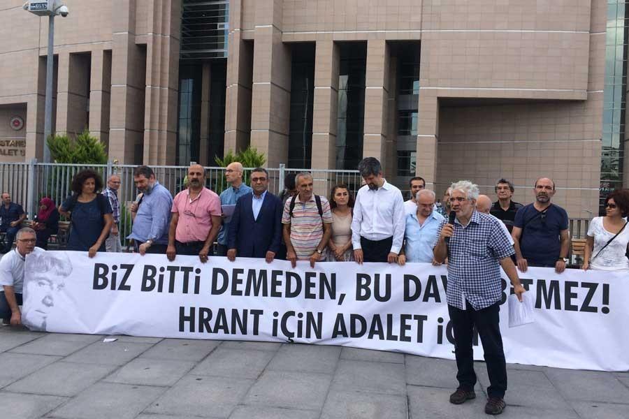 Hrant Dink cinayeti, eldeki bilgilerle engellenememiş!