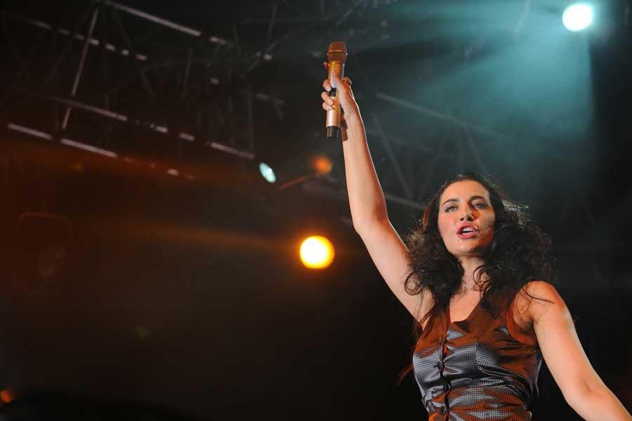 Yenikapı'ya gitmeyen Sıla'nın konserleri iptal edildi