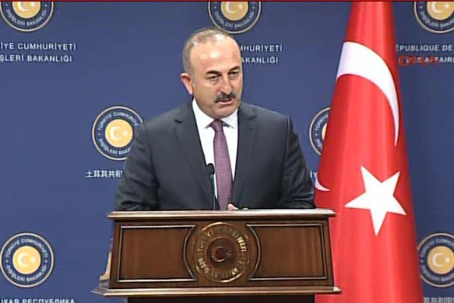 Çavuşoğlu: Irak Meclisi, halkın tamamını temsil etmiyor