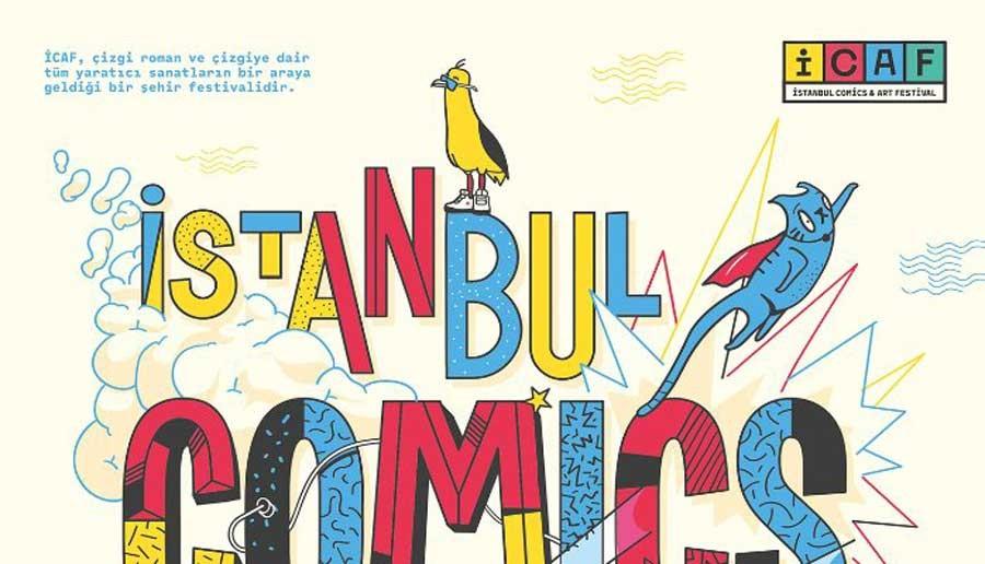 İSTANBUL'UN İLK ÇİZGİ FESTİVALİ