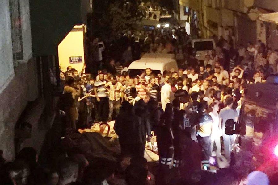 IŞİD'in Antep Katliamı davasında mağdur aileler dinlendi