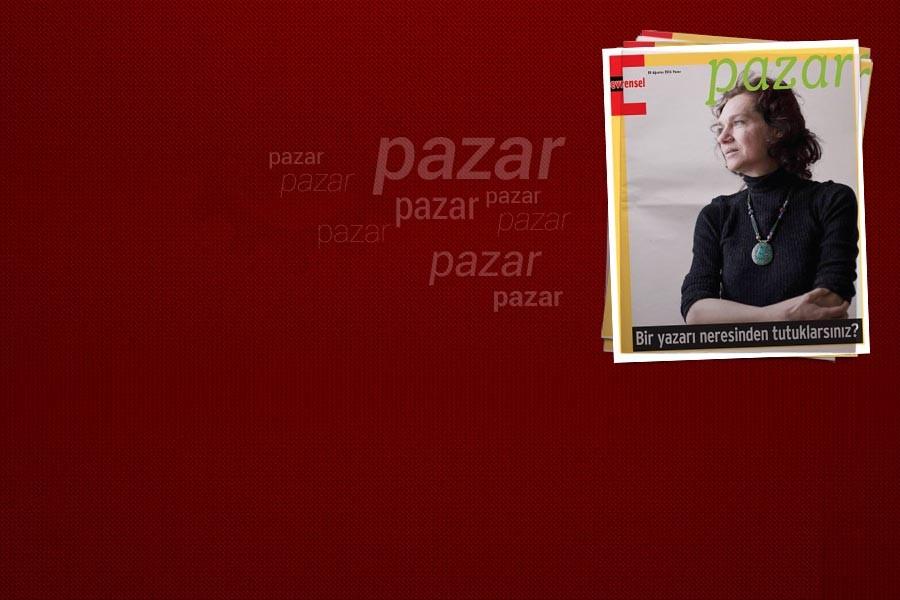 EVRENSEL PAZAR YAZILARI