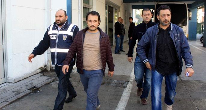Mersin'de gözaltına alınan tüm polisler serbest
