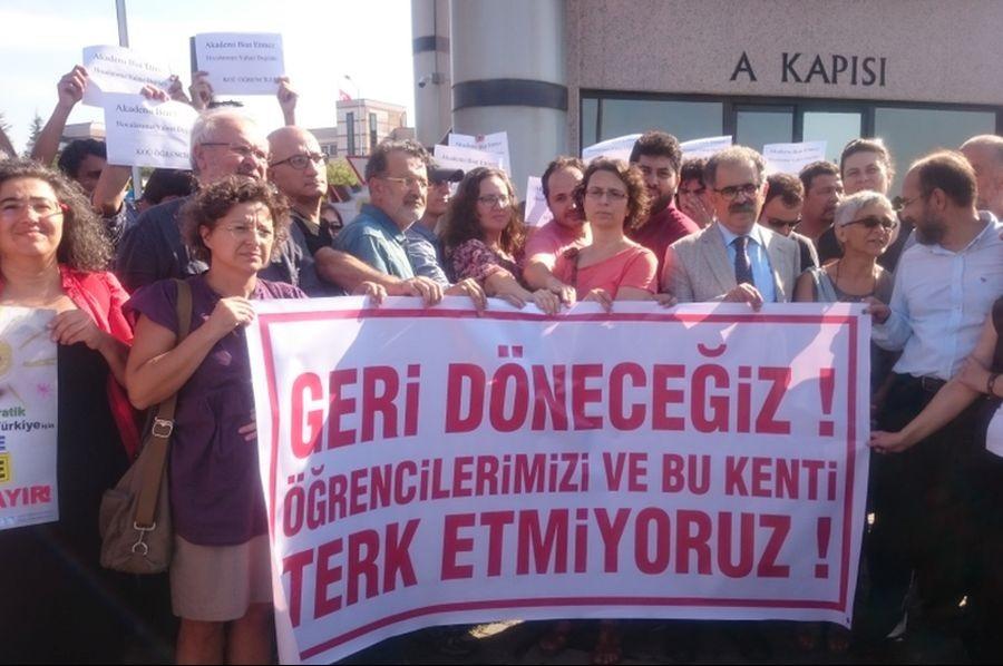 Image result for kocaeli baris akademisyenleri donecegiz