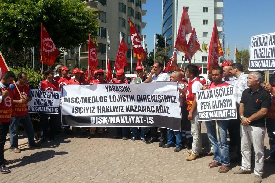 İşçi direnişine OHAL yasağı!