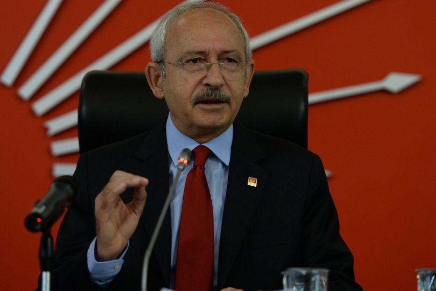 Kılıçdaroğlu: Kimse çıkıp Yenikapı ruhunu bozuyorsun demesin