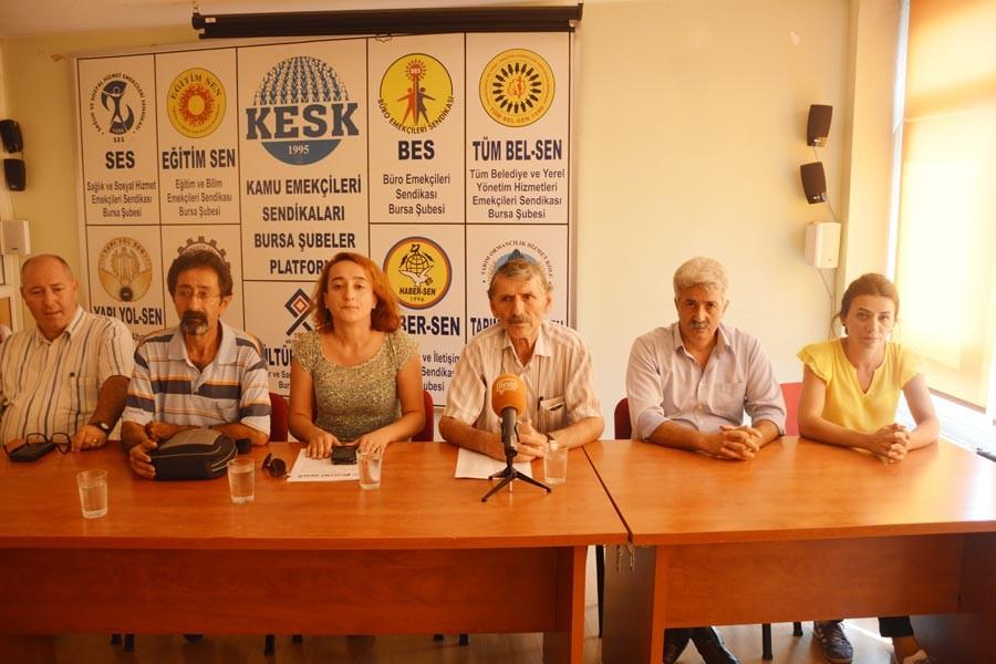 'AKP eğitime darbe girişiminde bulunmuştur'