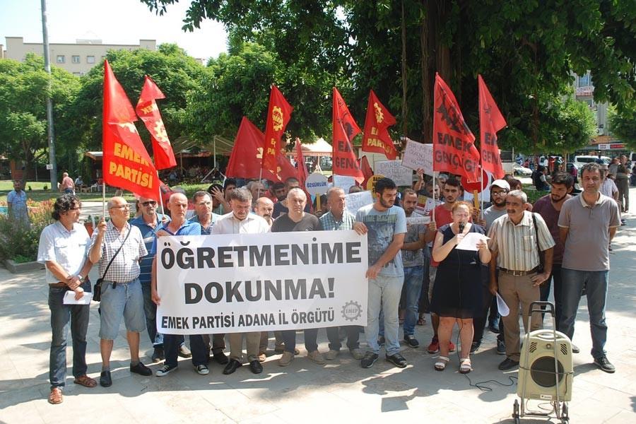 Adana EMEP: Çözüm OHAL değil demokrasi