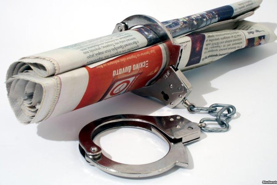Gazeteciler için en çok şikayet Türkiye'den