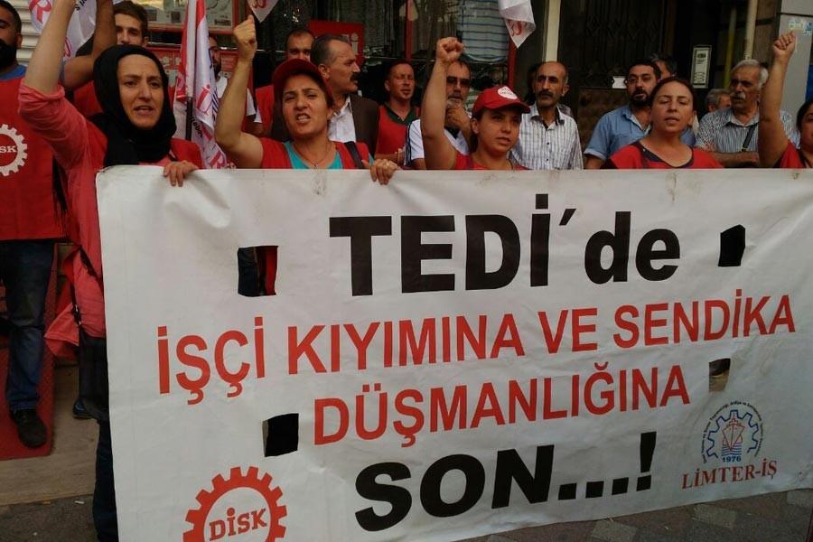 Tedi işçilerinin direnişi Meclis gündeminde