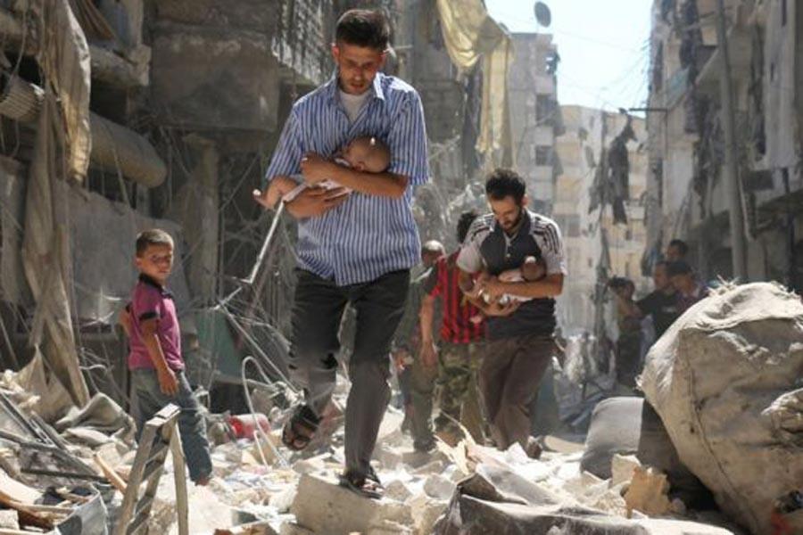 Suriye'de ateşkes sakin başladı
