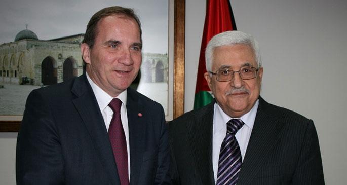 AB'de bir ilk: İsveç, Filistin'i tanıdı