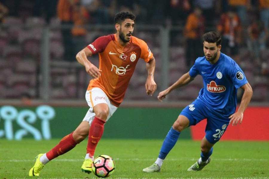 Galatasaray, Çaykur Rizespor'u Eren Derdiyok'la geçti