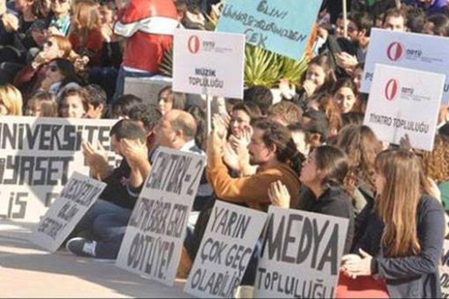 ODTÜMİST:ODTÜ öğrencilerine verilen hapis cezasını kınıyoruz
