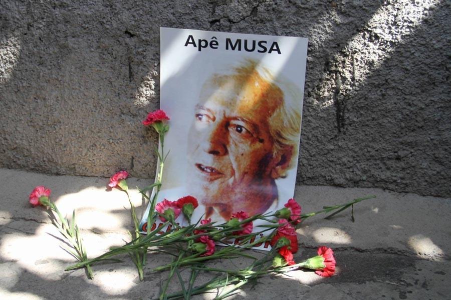Musa Anter davasının tek tutuklu sanığı tahliye edildi