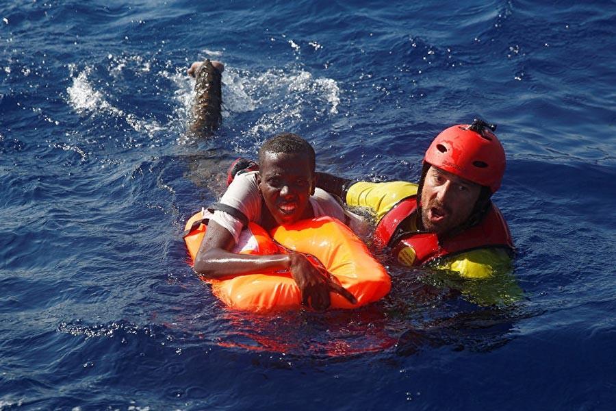 Mısır açıklarında ölen mültecilerin sayısı 110'a yükseldi
