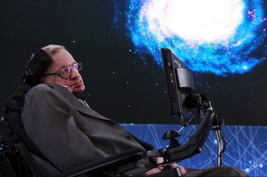 Einstein, Hawking and Marx