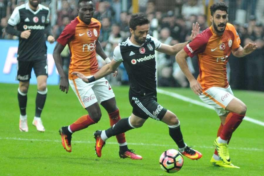Vodafone Arena'da ilk derbi: Beşiktaş 2- Galatasaray 2