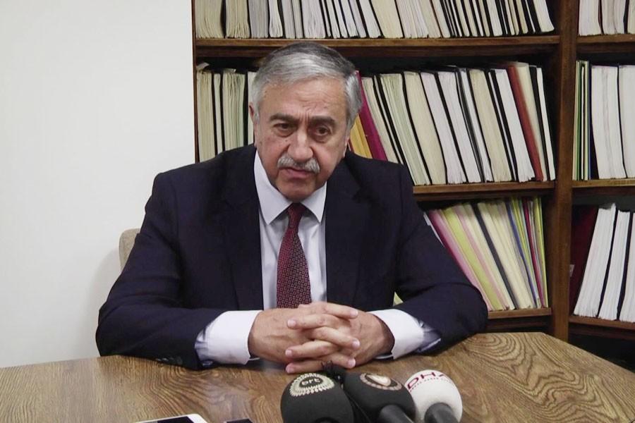 Akıncı: Hedef bu yıl bitmeden Kıbrıs'ta çözüm üretmek