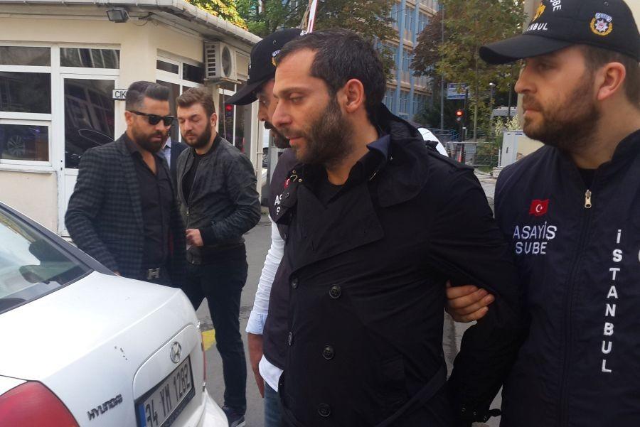 Onur Özbizerdik tutuklandı