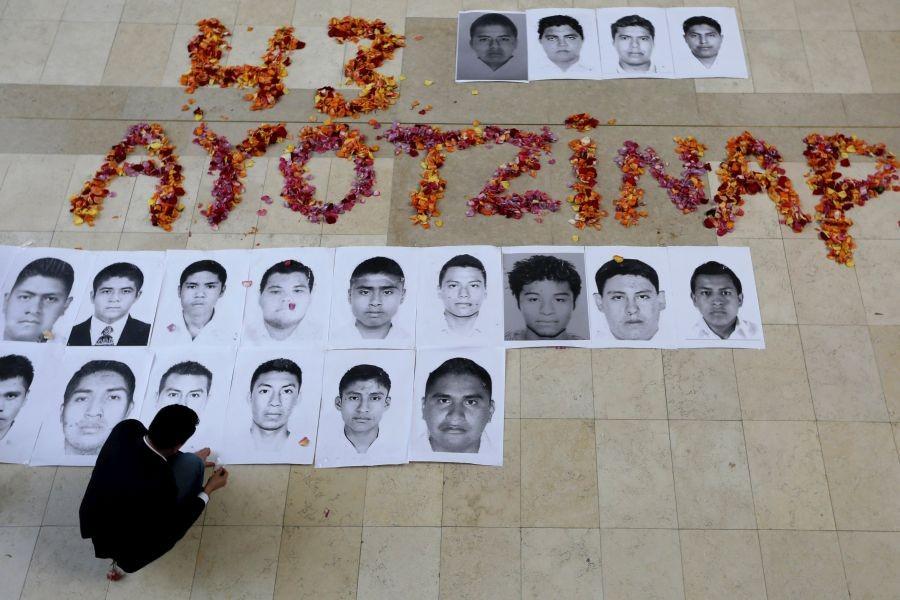 43 öğrenci hâlâ kayıp: Meksika'da adalet arayışı sürüyor