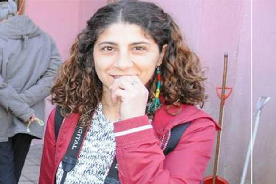 DİHA MuhabiriŞermin Soydan'ın duruşması başladı