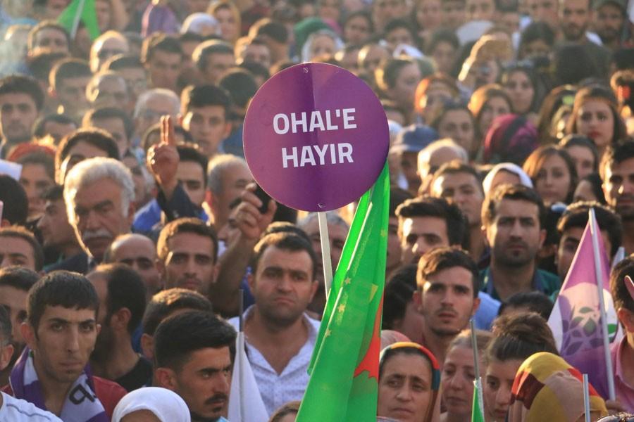 OHAL'E KARŞI <br> BİRLİKTE MÜCADELE