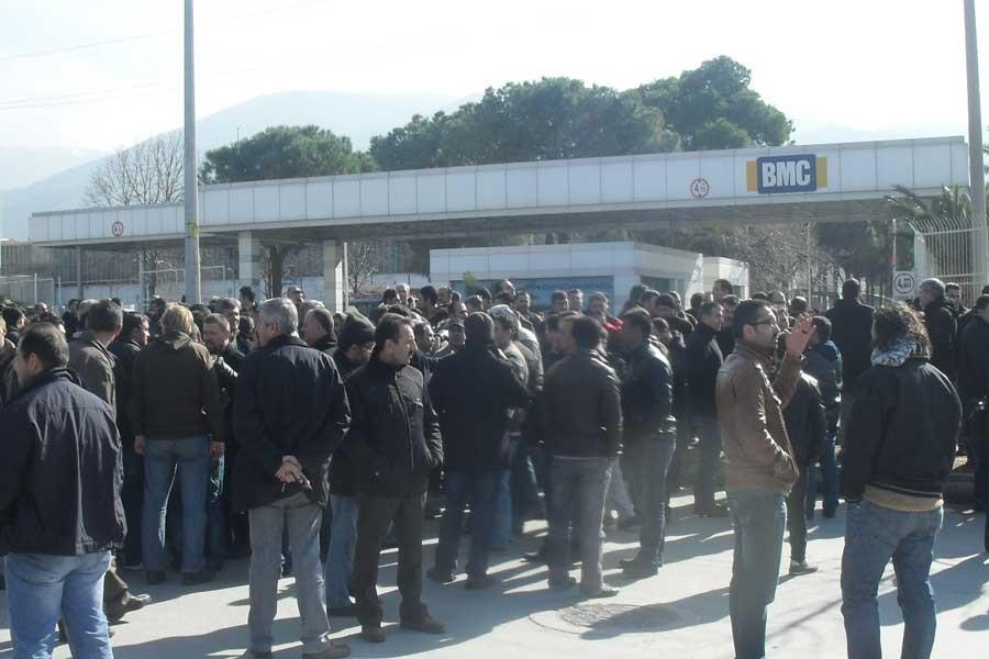 BMC'de daha fazla kâr için işçiler atılıyor