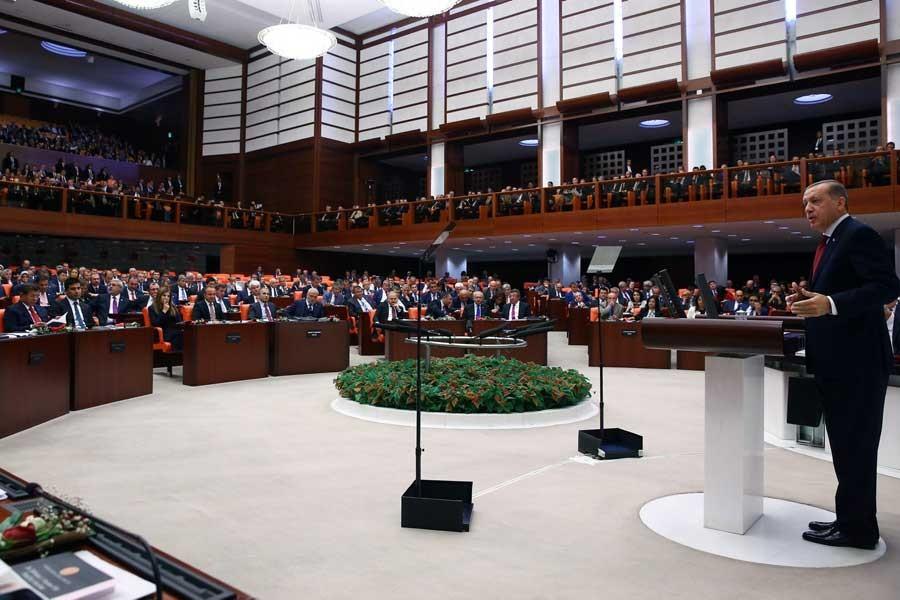 Cumhurbaşkanı Erdoğan: Yenikapı ruhu titizlikle korunmalı
