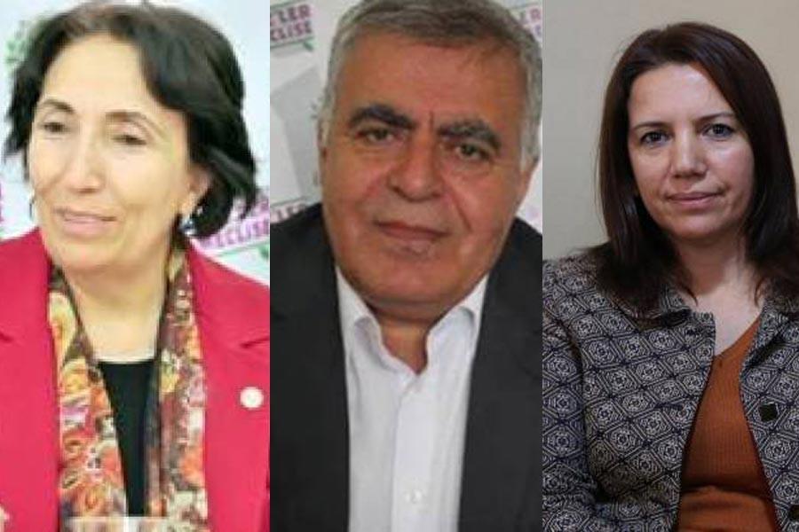 HDP'li vekiller: Çocuk şarkılarından dahi korkuyorlar