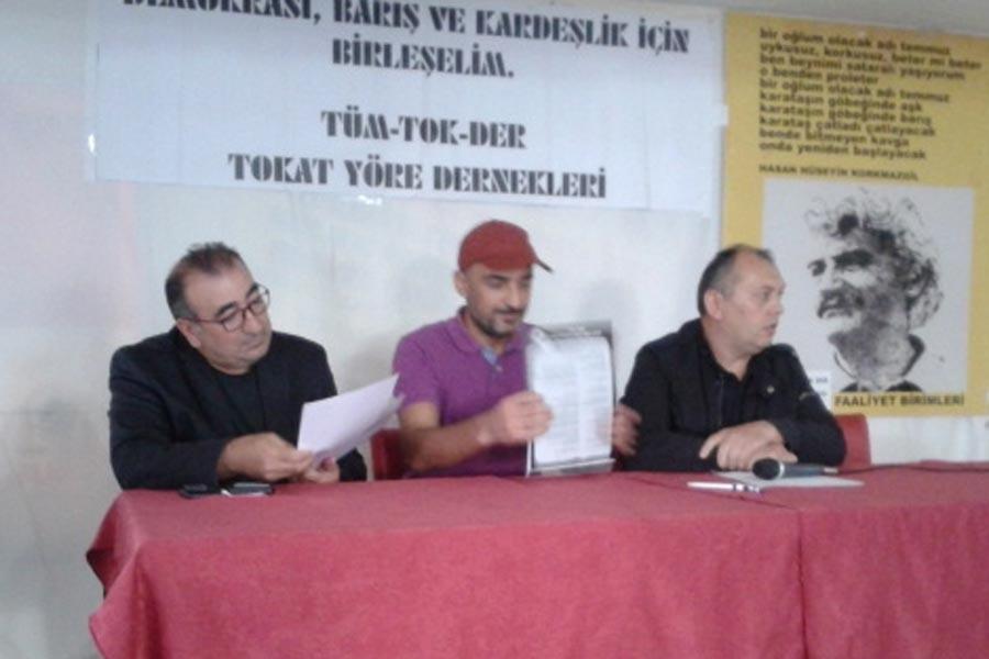 İstanbul'daki Tokatlılar: Kapatmalara karşı örgütlenmeliyiz