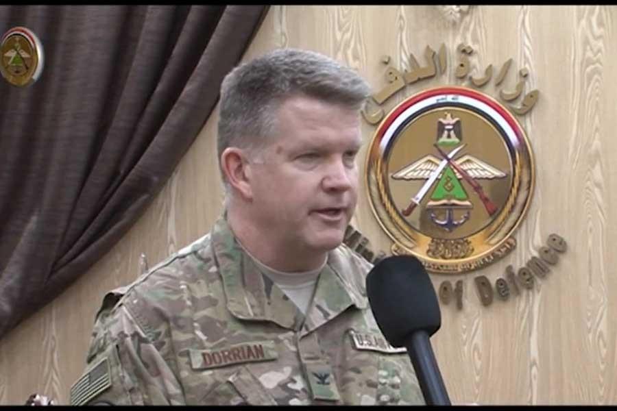 ABD'li yarbay: Irak'taki Türk askeri illegaldir
