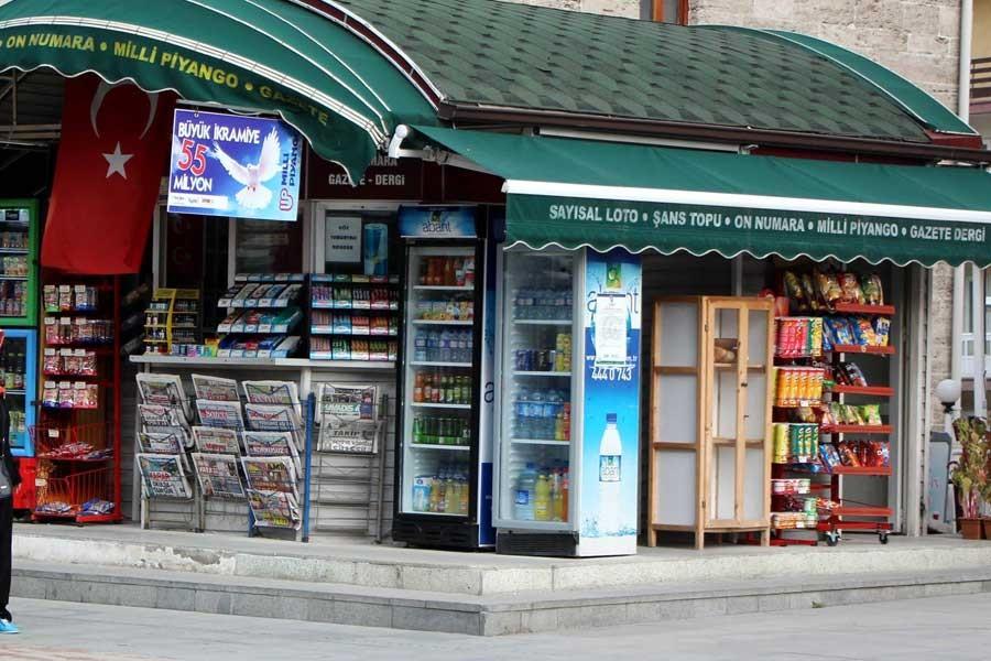 Bolu'da belediyeye ait büfelerde içki satışı yasaklandı