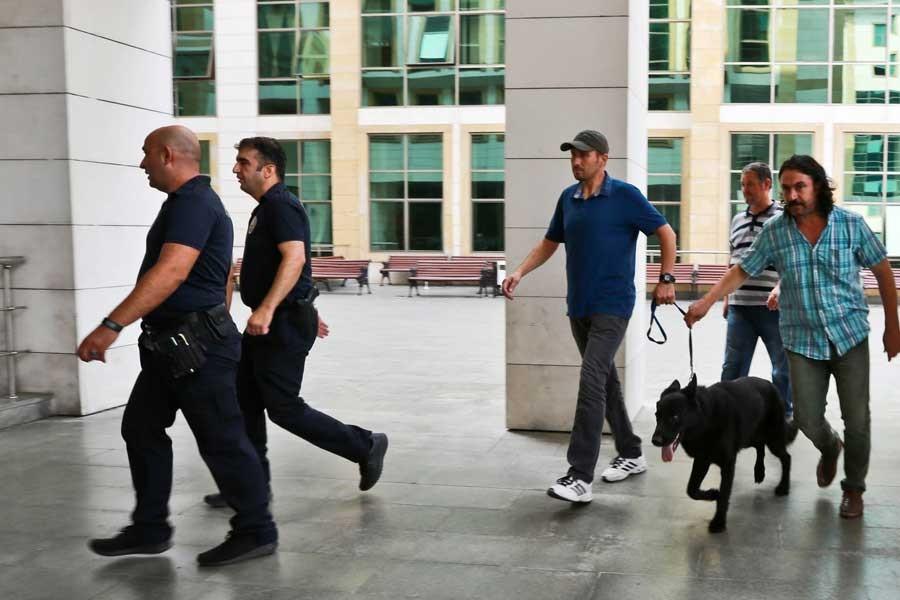 Antalya Adliyesi'nde 'bomba ihbarı' asılsız çıktı
