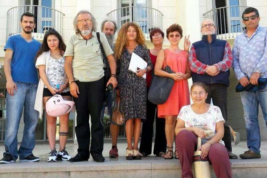 Bodrum'da Gezi davasında karar: 7 beraat, 2 erteleme