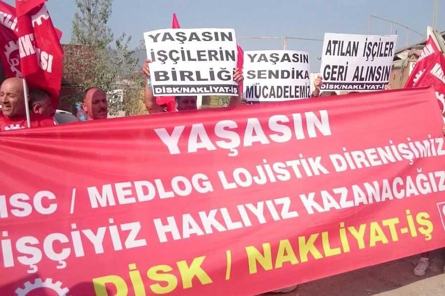 MSC'de direniş devam ediyor
