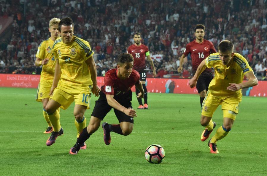 Türkiye, Ukrayna ile 2-2 berabere kaldı