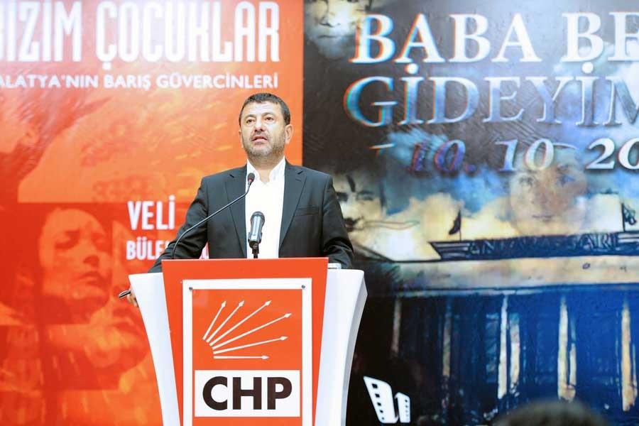 CHP'DEN 10 Ekim Katliamı Belgeseli ve kitabı